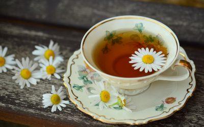 5 Calming Herbal Teas