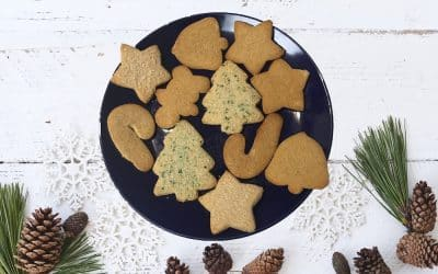 """My Quick """"Gluten-Free"""" Christmas Cookie Experiment"""