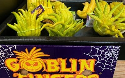 Halloween Fruit – Goblin Fingers